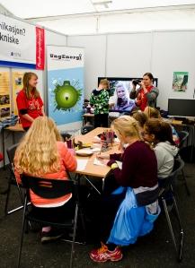 Forskningstorget 2014, Institutt for tverrfaglige kulturstudier.