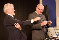 Rektor Gunnar Bovim kobler NTNU og UiO